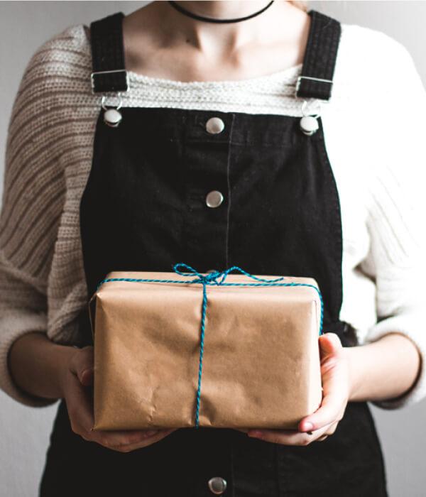 Get product delivered to your door